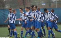 Unicum B1 - WVF B1 2 november 2013